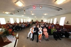 Metaphysical Chapel Attendees